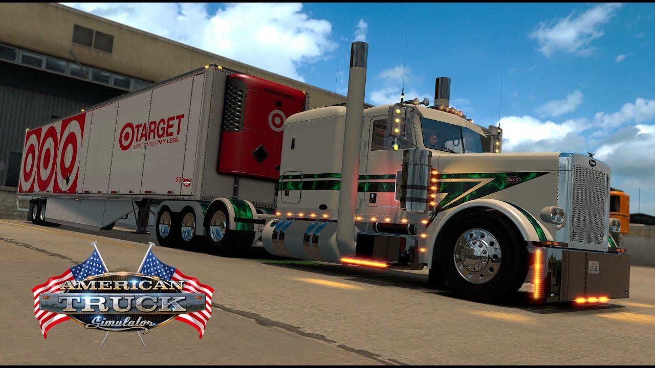 american truck simulator energizer trucks youtube. Black Bedroom Furniture Sets. Home Design Ideas
