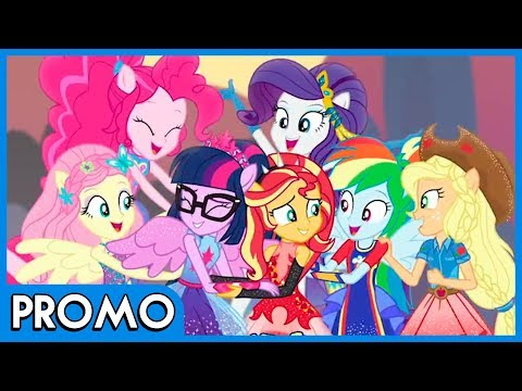New Episodes Every Week! (Promo) - MLP: EG - Better Together (Series)