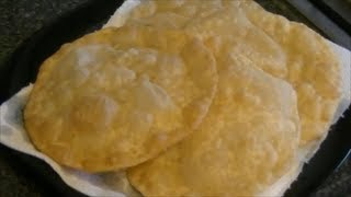 PURI RECIPE *COOK WITH FAIZA*