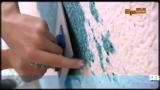 Видео мастер класс Жидкие обои в Краснодаре ТСК Август(Вы решили сделать ремонт своими руками с жидкими обоями Silk Plaster,тогда этот мастер класс для вас. В этом ролик..., 2014-02-07T13:27:17.000Z)
