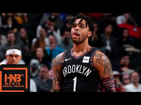 LA Clippers vs Brooklyn Nets Full Game Highlights | 11.17.2018, NBA Season