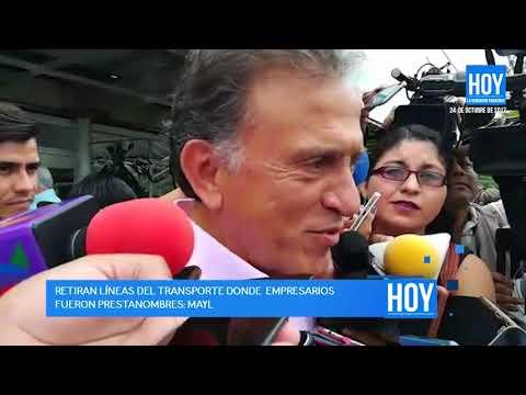 Noticias HOY Veracruz News 24/10/2017