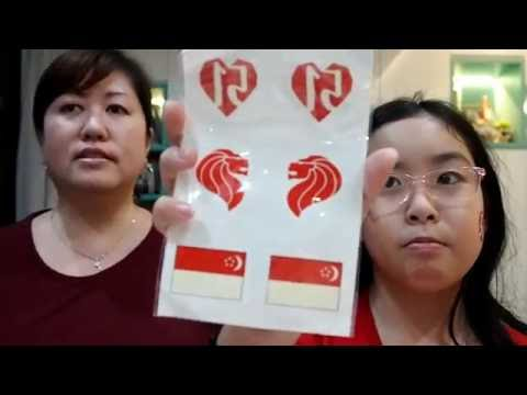 Singapore National Day Parade 2016 Goodie Bag Unboxing! | Ep.87