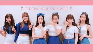 Apink Official Light Stick Ver.2
