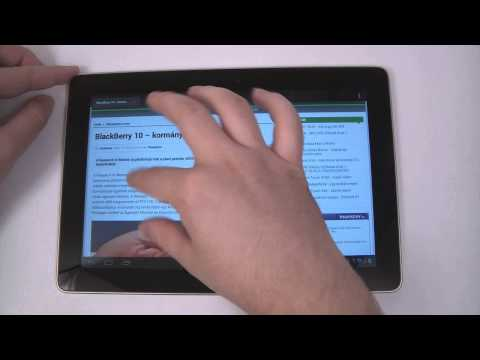 Huawei MediaPad 10 FHD review and unboxing