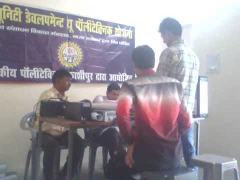 Computer Hardware & Networking Kashipur CDTP Exam oct2014Mar2015