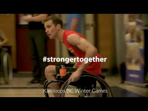 Special Olympics & Wheelchair Basketball