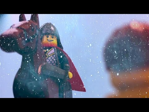 The Life of Saint Martin of Tours in 60 seconds - with LEGO!