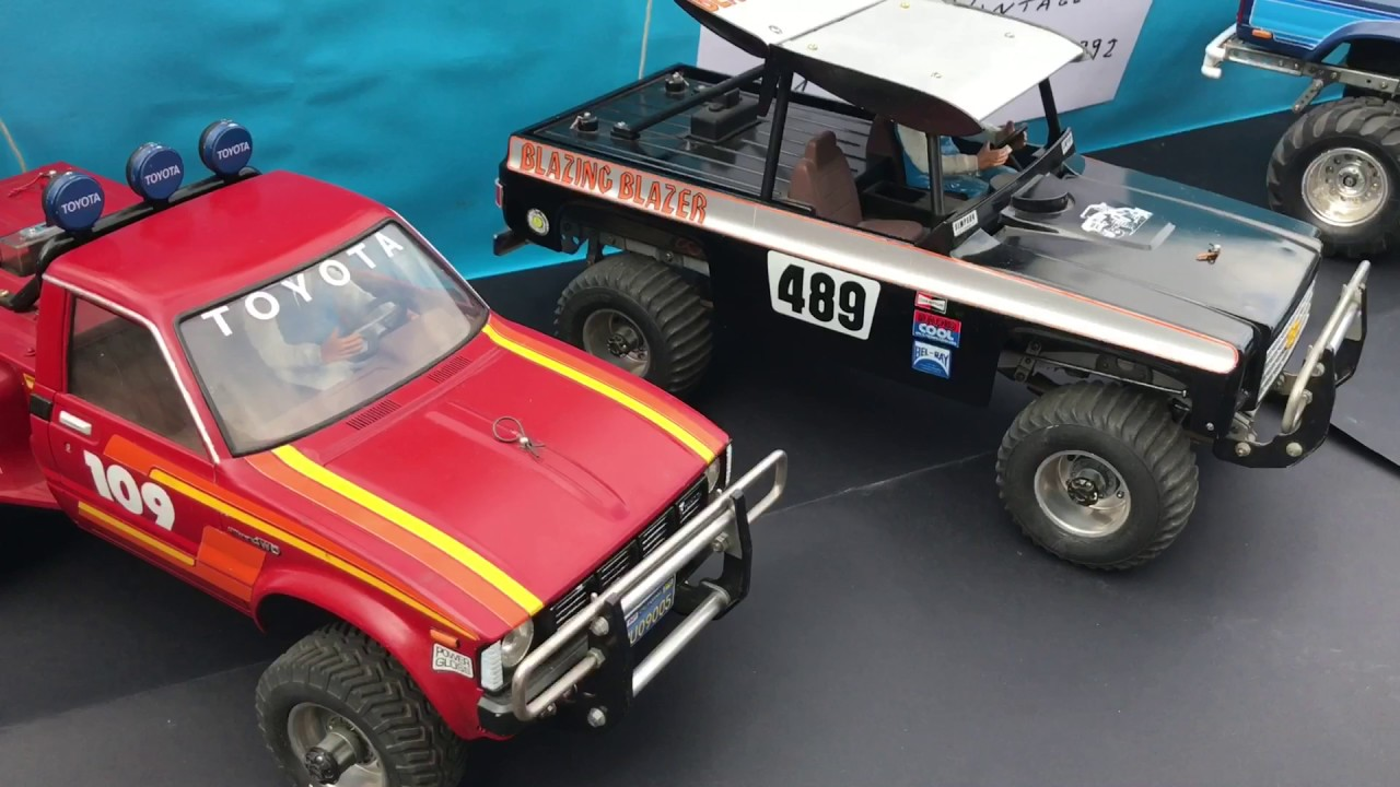 Tamiya vintage classic of road #1