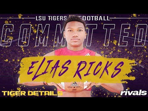 Analysis: LSU lands 2020 five-star Elias Ricks
