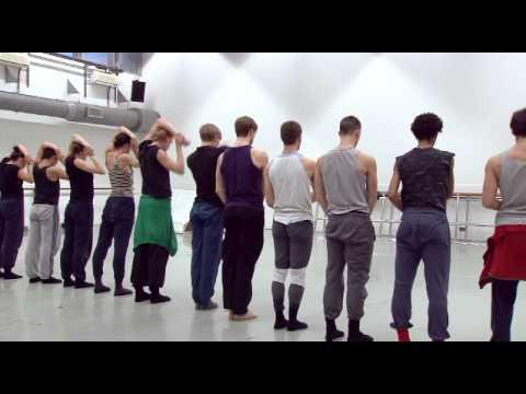 Rehearsal - Parade - Crystal Pite - NDT I