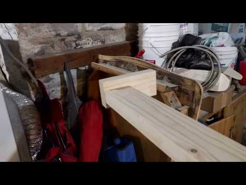 How to make a car Roof rack out of wood