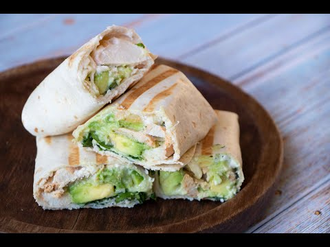 Kip Avocado Burrito van Personal Body Plan
