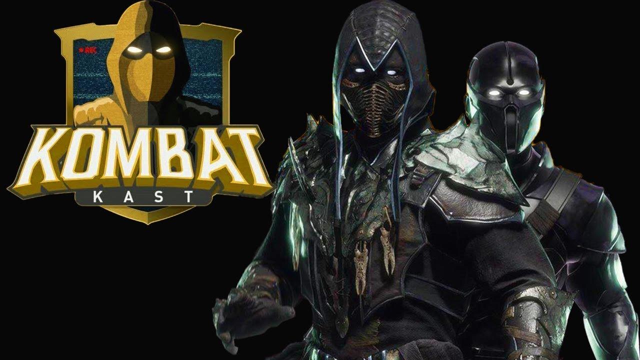 Mortal Kombat 11 - Noob Saibot, Erron Black and More   Official Kombat Kast