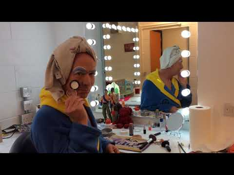 Panto Dame Beauty Vlog