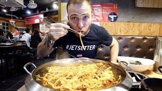 Eating BULGOGI Korean Grilled Beef + Korean CRAFT BEER in Hongdae | Seoul, South Korea