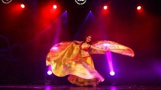 Dhak Dhak Karne Laga - Anna Dimitratou | Mega Bollywood Show - 1st Bollywood Dance Academy Greece