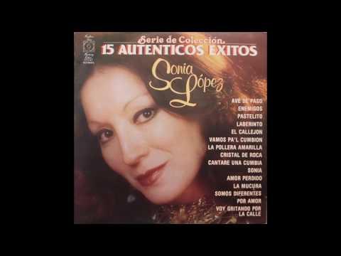 Sonia López – Serie de Colección, 15 Auténticos Éxitos – LP –1991