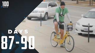 Chris Takes Over: Days 87-90   100 Days