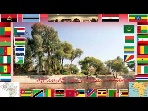 African Countries Compilation part 4