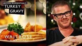Heston's Christmas Classics - Turkey Gravy | Waitrose