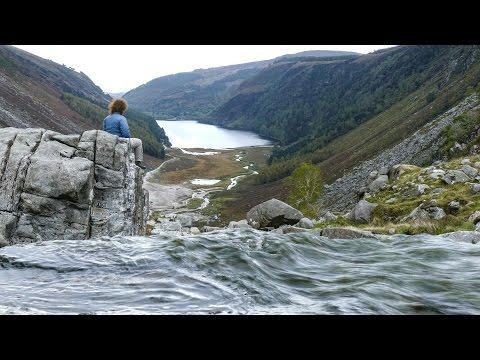 """""""Wild Ireland"""": Glendalough in Autumn, County Wicklow, Ireland"""