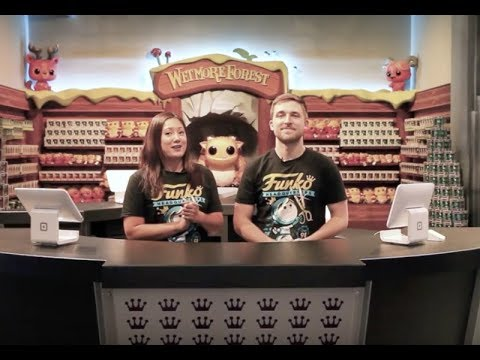 Funko HQ Grand Opening Tour!