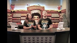 funko hq grand opening tour