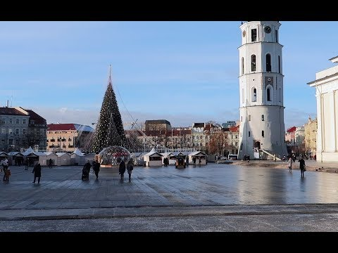 Life in Lithuania: Christmas is Coming (Vilnius)