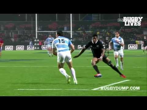 Juan Martin Hernandez: Most Skilful Rugby Player Ever?