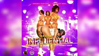TakeOva - Influential (Official Audio)