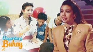Magandang Buhay: Korina's career as a broadcaster