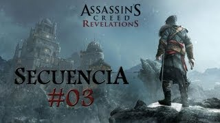 Assassins Creed Revelations || Secuencia 03 || Objetos Perdidos 【Español】
