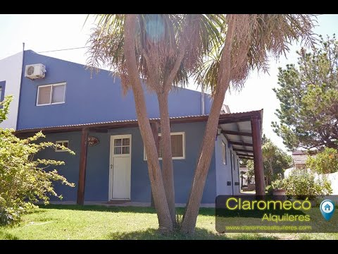 Las Palmeritas - Claromeco Alquileres