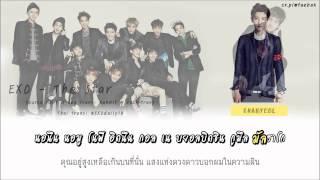 Repeat youtube video [Karaoke-Thaisub] EXO - The Star (Korean Version)