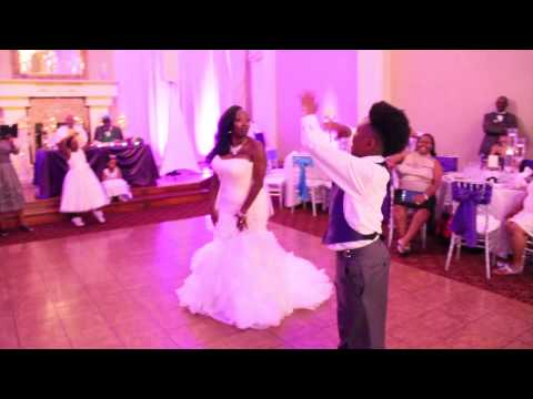 Bride and Son Dance | The Little Wedding