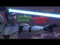 Star Wars-Obi Wan Kenobi Tribute-WARRIOR INSIDE-LEADER