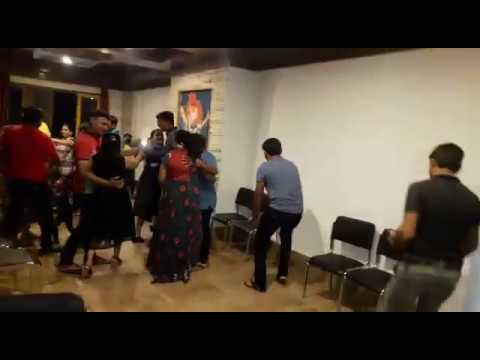 Couple Dance in Gangtok of Sikkim with Heena Tours.