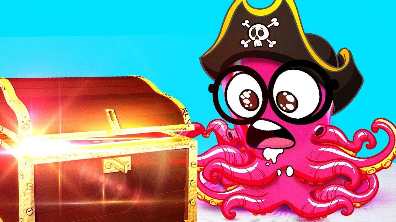 Aventuras De Super Slime Sam Buscando Un Tesoro Pirata