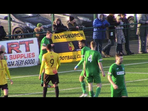 Highlights: Bedworth United vs Alvechurch