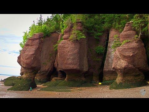 Hopewell Rocks - Fundy National Park - Canada