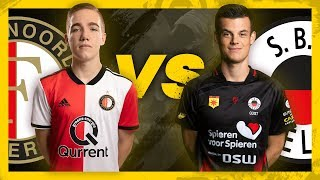 #FEYEXC | Jimmy Donkers vs Bas Quist | Poule C | Speelronde 1 | PS4 | eDivisie 1819