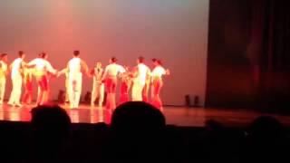 ballet folk nicarahuatl ven que tengo mambo