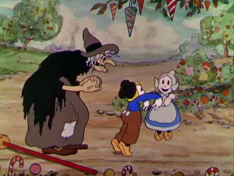 Disney Silly symphony - Babes in the Woods