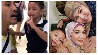 Lawak bila mak sendiri Bonda Rozita sekolahkan Dato Aliff Syukri bila bergurau dengan Baem