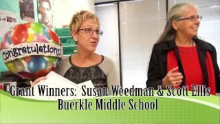 Buerkle Mehlville Oakville Foundation Mini Grant Prize Patrol Susan Weedman & Scott Ellis Thumbnail