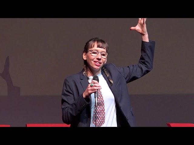 Daydream Manifesto | Ada McCartney | TEDxGilbert