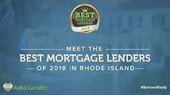 Meet Rhode Island's Best Mortgage Lenders 2018 | Ask a Lender