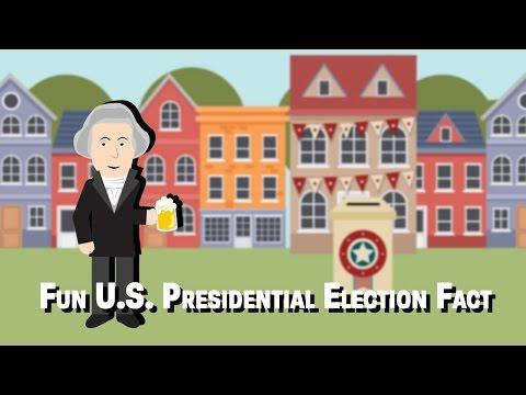 Fun U.S. Presidential Election Fact