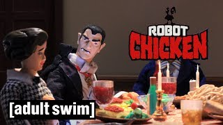 The Best of Dracula | Robot Chicken | Adult Swim